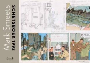 Mark  Smeets Integraal schetsboek 1993