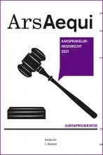 , Jurisprudentie Aansprakelijkheidsrecht 2021