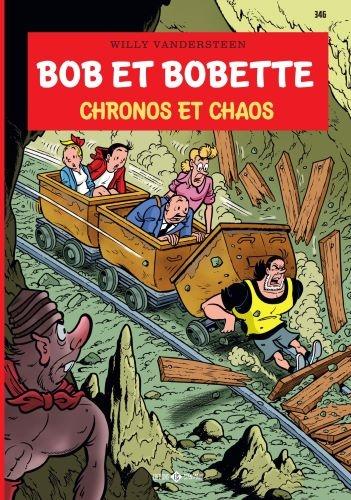 Willy Vandersteen,Chronos et chaos