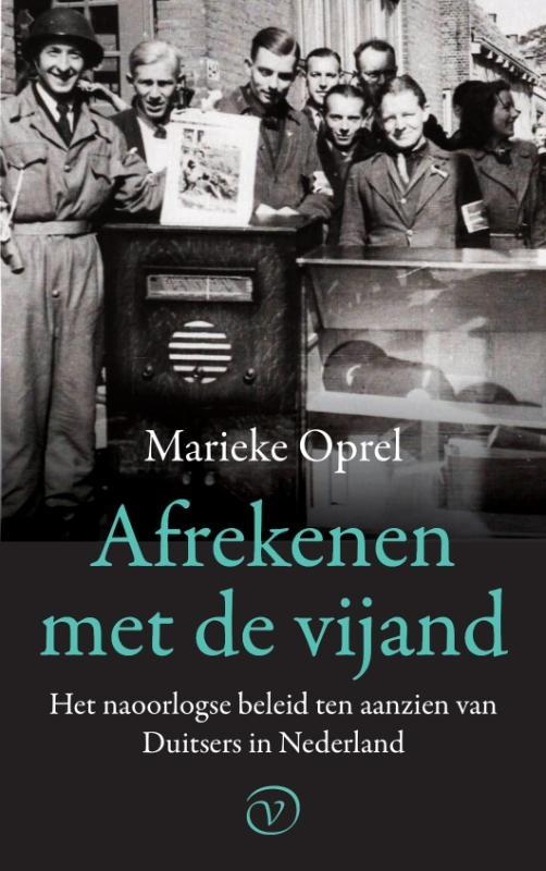 Marieke Oprel,Afrekenen met de vijand