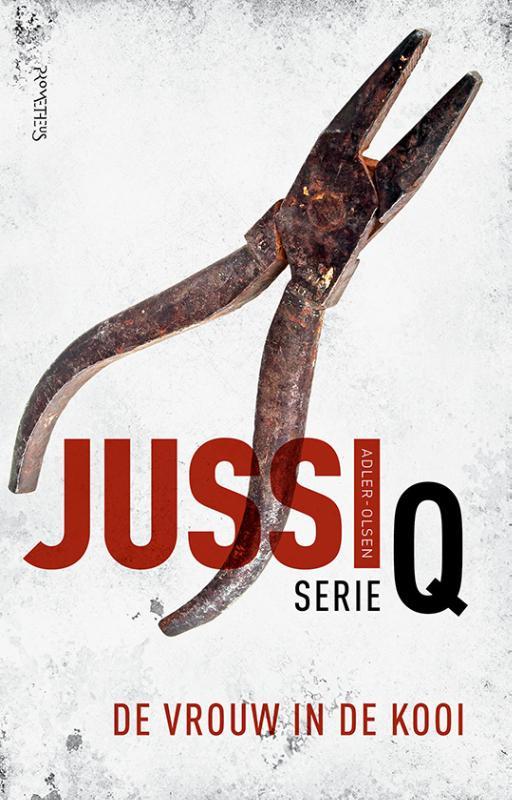 Jussi Adler-Olsen,De vrouw in de kooi