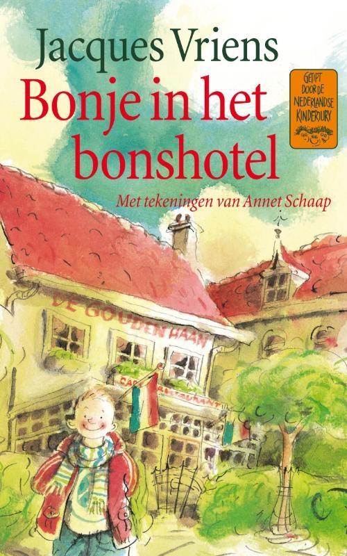 Jacques Vriens,Bonje in het Bonshotel