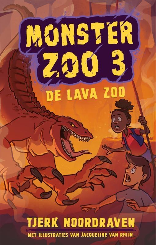 Tjerk Noordraven,De Lava Zoo