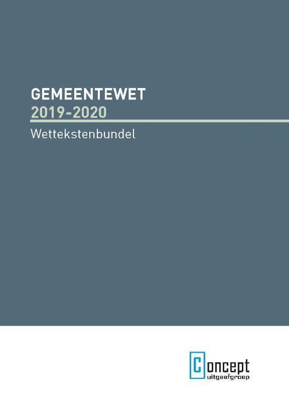 ,Gemeentewet 2019-2020