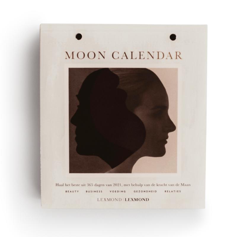 Lieke van Lexmond, Jetteke van Lexmond,Moon Calendar 2021