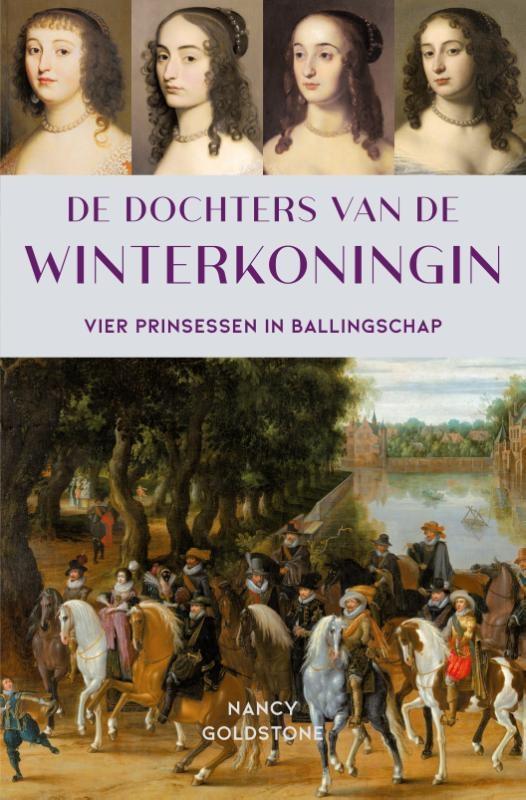 Nancy Goldstone,De dochters van de Winterkoningin