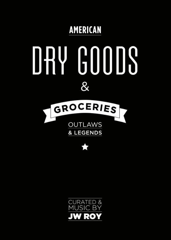 J.W. Roy, Leon Verdonschot,Dry goods & groceries