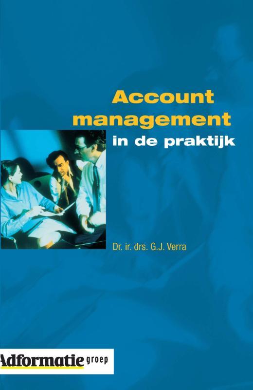 G.J. Verra,Account management in de praktijk