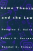 Baird, Douglas,Game Theory & the Law (Paper)