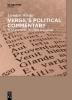 Weeda, Leendert,Vergil`s Political Commentary