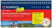 Pollmann, Bernhard,RF6008 Nordseek?sten-Radweg 2, von Hamburg zur d?nischen Grenze Kompass