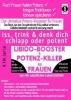 Len`ssi, K. T. N.,LIBIDO-BOOSTER & POTENZ-KILLER bei Frauen - Iss, trink & denk dich schlapp oder potent