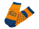 ,Aquasokken Flipper Swimsafe oranje/blauw maat 19-22
