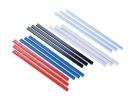 ,klemrug Kangaro A4 6mm doos � 100 stuks (2x50) blauw