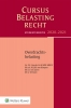 Y.E.  Gassler,Cursus belastingrecht Studenteneditie 2020-2021