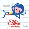 Marjet  Huiberts,Ebbie in de wasbak