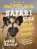 <b>Joukje Akveld</b>,Wat niet in de safarigids van je ouders staat
