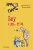 Roald Dahl,Boy (1916 - 1937)