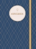 <b>ZNU</b>,Adresboek (klein) - Dark Blue