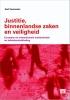 Gert  Vermeulen,Justitie, binnenlandse zaken en veiligheid