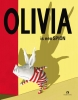 Ian  Falconer,Olivia is een spion, Ian Falconer, prentenboek
