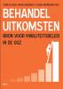 Edwin de Beurs, Marko  Barendregt, L.  Warmerdam, ,Behandeluitkomsten