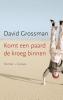 David  Grossman,Komt een paard de kroeg binnen