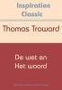 Thomas  Troward,De wet en het woord