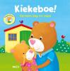 ,<b>Kiekeboe! Een leuke dag met papa (flappenboek)</b>