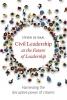 Steven de Waal ,Civil Leadership as the Future of Leadership