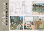 <b>Mark  Smeets</b>,Integraal schetsboek 1993