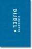 <b>Pieter  Oussoren</b>,Naardense Bijbel: met deuterocanonieke geschriften - royaal formaat (blauw)