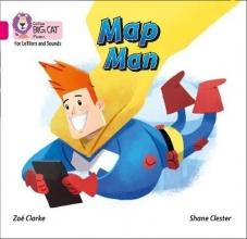 Zoe Clarke Map Man