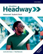 Headway: Advanced: Student`s Book with Online Practice