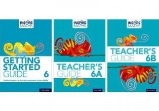 Inspire Maths: Year 6 Teacher`s Pack