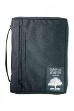 Warren, Rick The Purpose Driven Life With Patch Book and Bible Cover