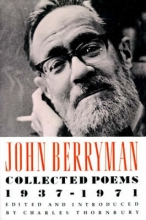 Berryman, John Collected Poems 1937-1971