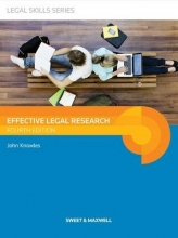 John Knowles Effective Legal Research