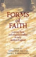 Baldo, Jonathan Forms of Faith