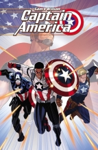 Spencer, Nick Captain America Sam Wilson 2