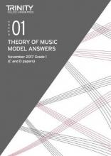 Trinity College London: Theory Model Answers (Nov 2017) Grade 1