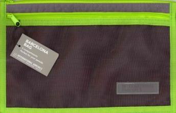 Barcelona Bag - Small - Lime