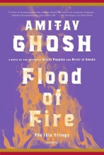 Ghosh, Amitav Flood of Fire