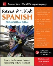 The Editors of Think Spanish Magazine Read & Think Spanish, Premium Third Edition