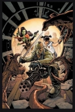 Lemire, Jeff Frankenstein, Agent of S.H.A.D.E.
