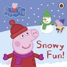 Peppa Pig: Peppa`s Snowy Fun