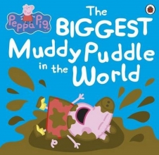 Peppa Pig: The Biggest Muddy Puddle in the World Picture Boo