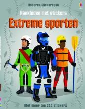 Aankleden Met Stickers Extreme Sporten