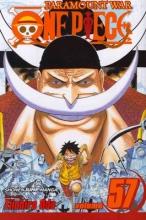 Oda, Eiichiro One Piece 57