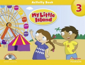 Dyson, Leone My Little Island Level 3 Activity Book and Songs and Chants CD Pack